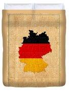 Germany Duvet Cover