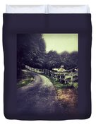 Gertrudes Ranch  Duvet Cover