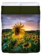 Get Sun Duvet Cover
