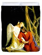 Gethsemane Duvet Cover