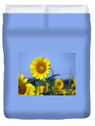 Getting To The Sun Duvet Cover