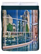 Getty Reflections Duvet Cover