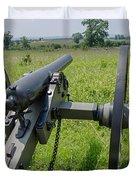 Gettysburg Cannon 2  Duvet Cover