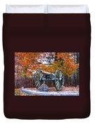 Gettysburg High Water Mark Duvet Cover
