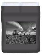 Gettysburg Sky Duvet Cover
