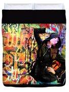Ghetto Colours Duvet Cover