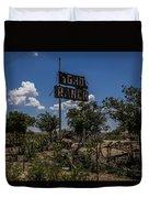 Gho Ranch Duvet Cover
