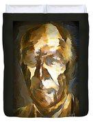 Ghost Of Robert Stanfield Duvet Cover