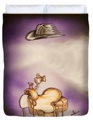 Ghost Rider Duvet Cover