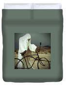 Ghost Rider Duvet Cover