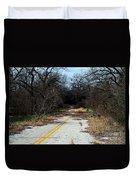 Ghost Road IIi Duvet Cover