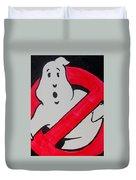 Ghostbuster Duvet Cover