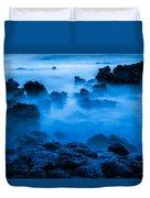 Ghostly Ocean 1 Duvet Cover