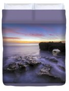 Ghosts In The Cove Duvet Cover