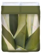Giant Agave Abstract 7 Duvet Cover