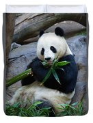 Giant Panda Duvet Cover
