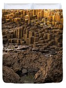 Giants Causeway, Antrim Coast, Northern Duvet Cover