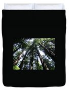 Giants Of The Forest Duvet Cover