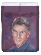 Gibbs Of Ncis Duvet Cover