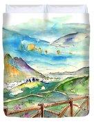 Gibraltar 02 Duvet Cover