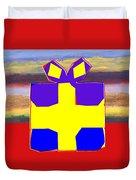 Gift Wrapped Duvet Cover