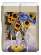 Gifts Of The Sun Duvet Cover