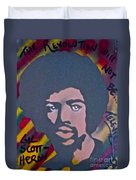 Gil Scott-heron 2 Duvet Cover