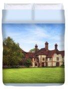 Gilbert White's House Duvet Cover