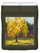 Ginko Glory Duvet Cover