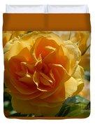 Ginny's Rose In The Sun Duvet Cover