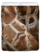 Giraffe Patterns Duvet Cover