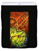 Gitar Duvet Cover