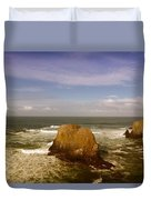 Give Me The Ocean Duvet Cover