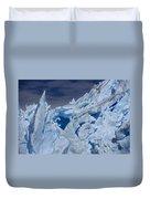 Glacial Blue Duvet Cover