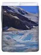 Glacial Meltwater 1 Duvet Cover