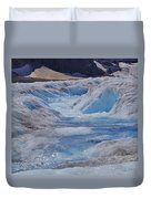 Glacial Meltwater 2 Duvet Cover