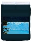 Glaciar Perito Moreno - Patagonia Duvet Cover