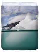 Glacier Bay National Park, Alaska Duvet Cover