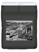 Glacier Point Nw Duvet Cover