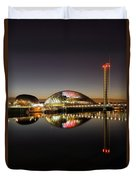Glasgow Science Centre Duvet Cover