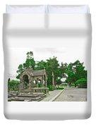 Glasnevin Cemetery 2 Duvet Cover