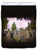 Glasnevin Cemetery Duvet Cover
