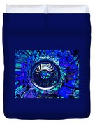 Glass Abstract 481 Duvet Cover