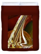 Glass Abstract 744 Duvet Cover