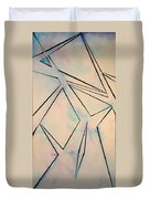 Glass And Sky 2 Duvet Cover