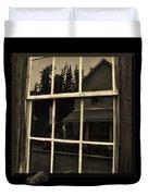 Glass Ghost Duvet Cover