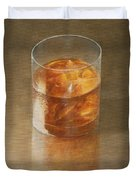 Glass Of Whisky 2010 Duvet Cover