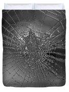 Glass Spider Duvet Cover