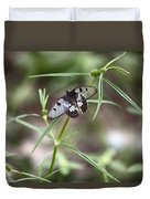 Glass-wing Butterfly Duvet Cover