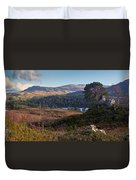 Glen Affric Panorama II Duvet Cover